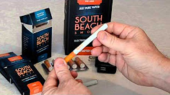 South Beach Smoke Electronic Cigarette | Deluxe Starter Kit