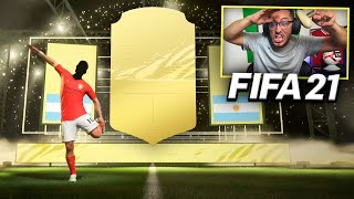CAMINANTE TOP!! FIFA 21 PACK OPENING!!