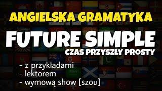 Czas Future Simple angielski gramatyka