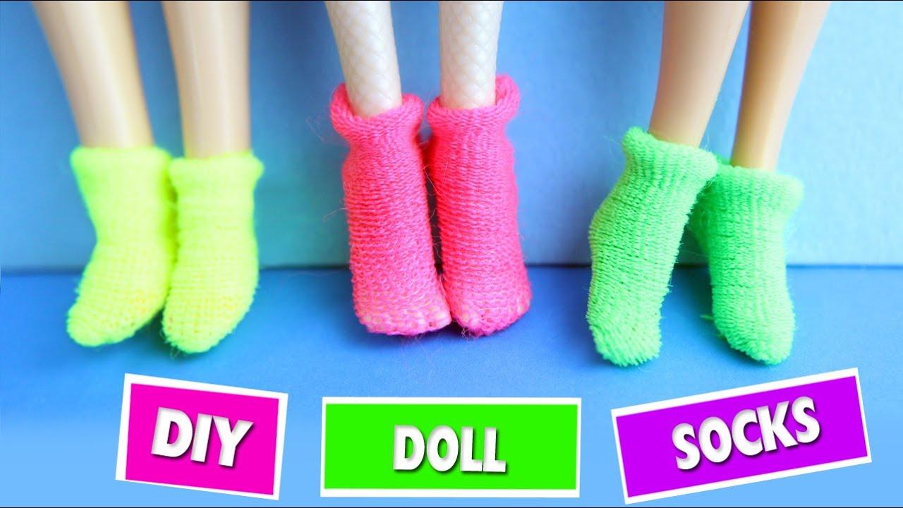 How to make socks 32