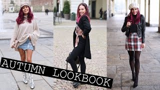 LOOKBOOK AUTUNNO 2018: 6 IDEE OUTFIT + TANTI CONSIGLI!