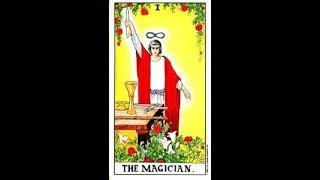 Урок 2 - старший аркан Маг