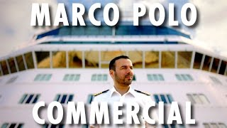 Celebrity Cruises Commercial ~ Marco Polo ~ Celebrity Cruises