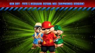 Gem Boy - Foto e Messaggi Befana Mix (Chipmunk Version)