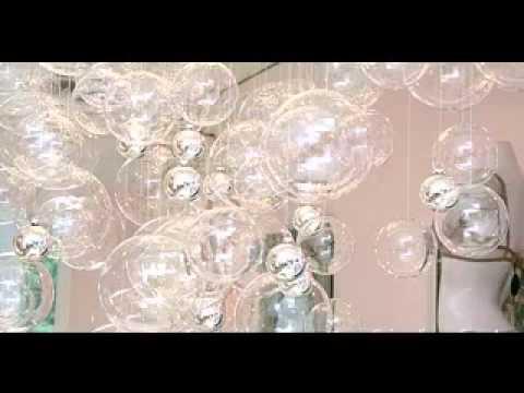 Creative DIY chandelier decor ideas - YouTube