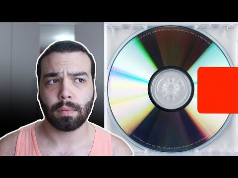 Kanye West - Yeezus (FIRST REACTION/REVIEW)