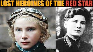 The Forgotten Soviet Female Ace Pilots Of World War II