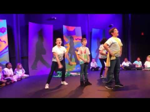 AR Repertory Theater Spring Break Workshop play 3