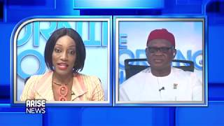 UPP Chairman, Chekwas Okorie, talks about his party's chances in governorship polls