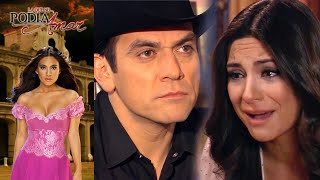 La que no podía amar: ¡Rogelio cancela su boda con Ana Paula! | Escena C55