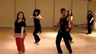 dum dum dum mast hai choreography by master Ronale Krish Learn Dace