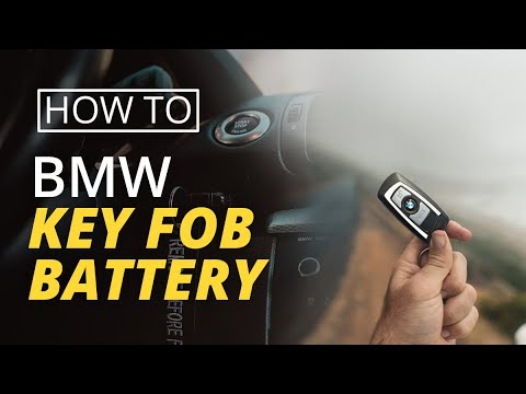 Replacing Your BMW Remote Key Fob - BimmerTech