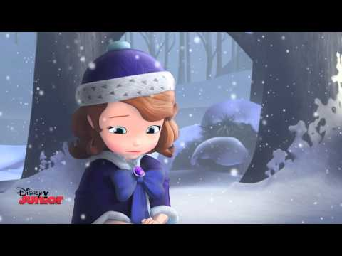Sofia The First - Holiday In Enchancia ft Aurora! Travel Video