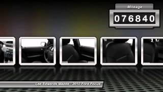 2010 Ford Focus Monroe Louisiana 1224644