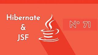 Tutoriel Hibernate et JSF: 71 - Remplir le composant SelectOneMenu via ManagedBean Partie 1.