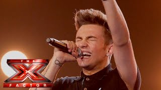 Ollie Marland is hoping to score a chair | 6 Chair Challenge | The X Factor UK 2015