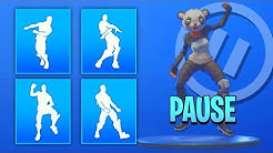 GUESS THE FORTNITE DANCE WITH A STATIC IMAGE - FORTNITE CHALLENGE