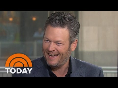 Blake Shelton On 'Angry Birds,' Song Written With Gwen Stefani | TODAY