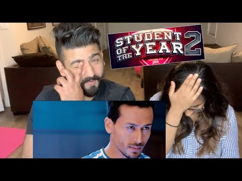 Student of the Year 2 Trailer Reaction | Tiger Shroff | Tara | Ananya|| RajDeepLive