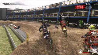 MXGP 2 - The Official Motocross Videogame - Assen | Netherlands MXGP Gameplay (PC HD) [1080p60FPS]
