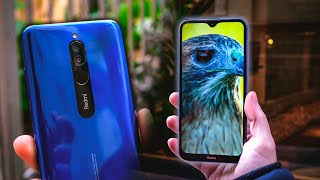 IMPOSIBLE decirle que NO!!! Xiaomi Redmi 8 review