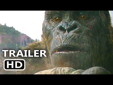 KING KONG Groove Trailer (2017) Blockbuster Action Movie HD
