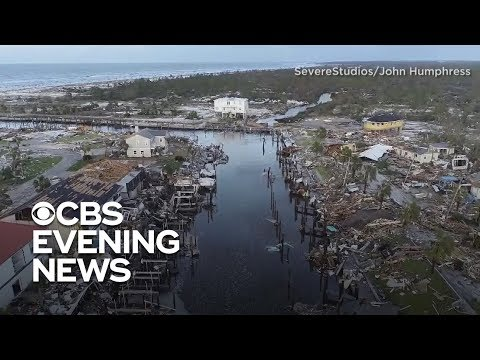 Death toll from Hurricane Michael climbs as storm moves toward Atlantic