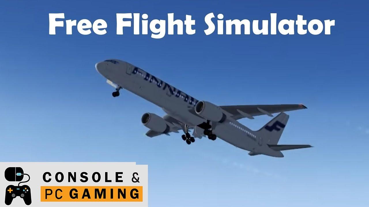 Flugsimulator Gratis