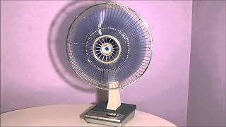 The oscillating fan