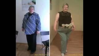 Видео и фото Энерджи Диет До и После