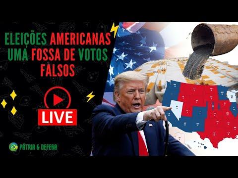 O Jogo Já Virou - Eleições Americanas Atualizações Importantes Nesta Segunda Feira Entenda