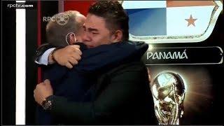 Comentaristas de TV do Panamá choram ao ouvir hino do seu país pela primeira vez numa Copa
