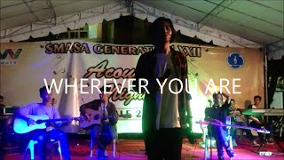 Video WHEREVER YOU ARE - One Ok Rock ( Cover ) | Acoustic Night SMAN 1 Banjarmasin download MP3, 3GP, MP4, WEBM, AVI, FLV Desember 2017