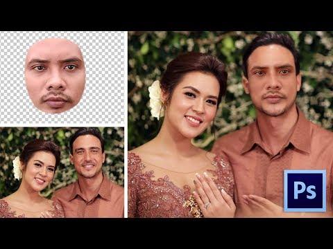 Belajar Dasar Manipulasi Foto agar Background dan Object bisa Menyatu #Photoshop Tutorial Indonesia.