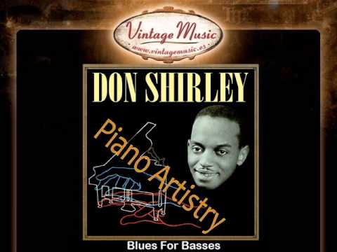 Don Shirley -- Blues For Basses