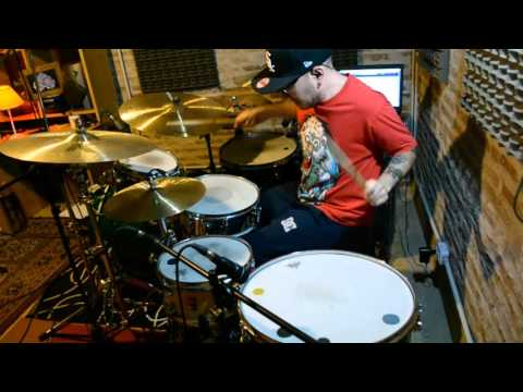 N.E.R.D. - Rock Star - (Drum Cover)