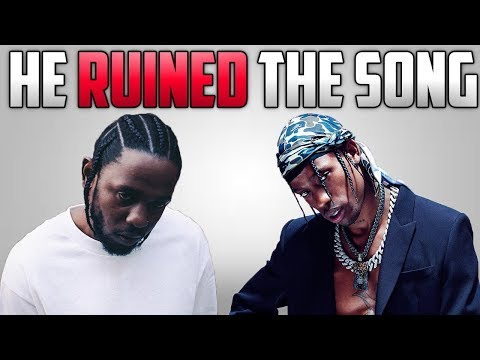 Did Kendrick Lamar RUIN Goosebumps  Travis Scott?