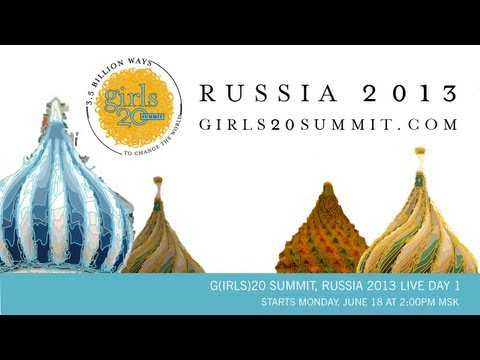 G(IRLS)20 SUMMIT JUNE 17, 2013 - OPPORTUNITY GAINED: JOBS, GROWTH & INVESTMENT
