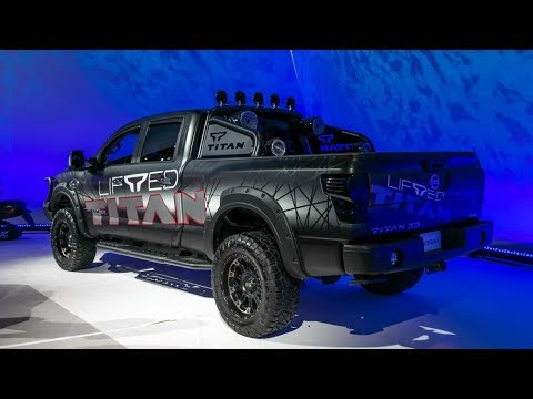2018 Chicago Auto Show's Cars
