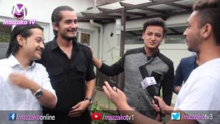 Masti and Fun with Gaurav Pahari, Samyam Puri & Salon Basnet || Mazzako TV
