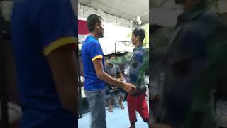 Bihari dance with Qatar boy... Holliday funny