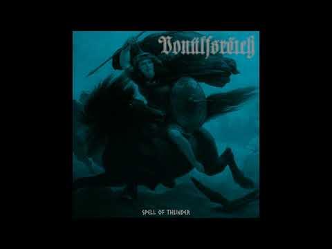 Vonülfsrëich - Spell of Thunder (EP : 2015) Heathen Tribes Records