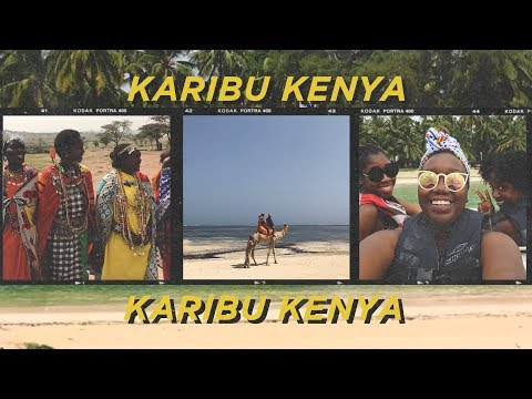 The Time I Went To Kenya ✈️🇰🇪With One Love Travel Club | (Part 1)