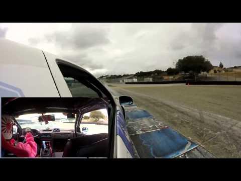 Racing The Ayanami Rei Itasha RX7 at MRLS SpeedSF Events