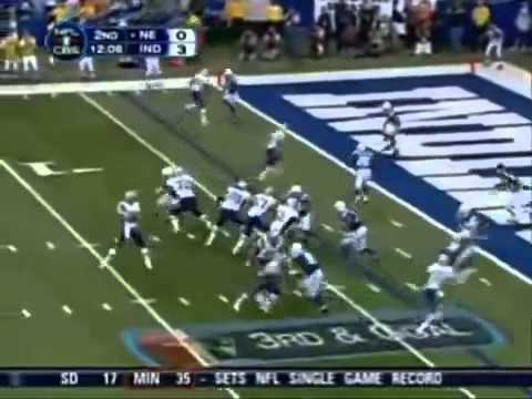 Randy Moss - Untouchable (Patriots Highlights 2007/2008)