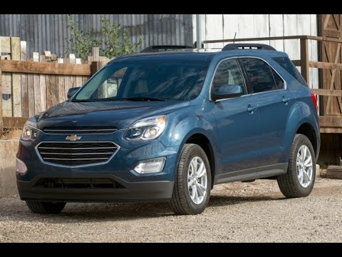 Chevrolet Equinox 2017 Car Review
