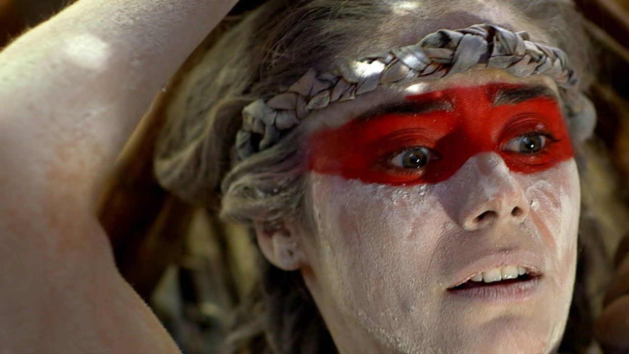 Green Inferno Scary Movies