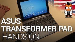 hands-On: Asus Transformer Pad TF303CL mit LTE und FullHD  tabtech.de