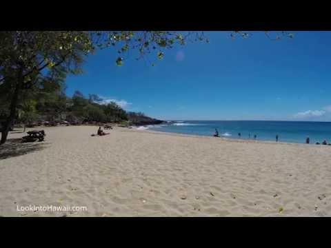 Hulopoe Beach - Lanai, Hawaii
