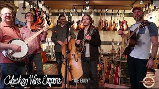 "Cream City Music LIVE: Chicken Wire Empire Perform ""Joe Eddy"" Live In Our Acoustic Room"